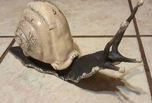 керамические животные