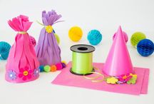 Trolls Birthday Theme