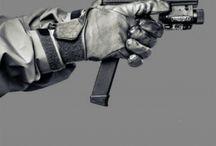 Firearms/high speed