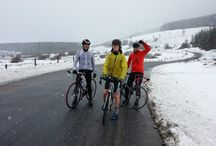 Cycling in Pitlochry Perthshire / The Pitlochry area of Perthshire is full of magnificent route for road cyclists! Come and see.