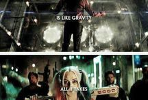 Harley and or joker