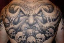 tatoo jeżu