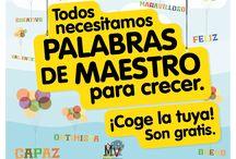 Palabras para crecer / http://elblogdemanuvelasco.blogspot.com.es/search/label/Palabras%20para%20crecer