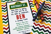 Sesame Street Party Ideas / by Libby Lane Press