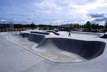 Shredding Sonoma County / A glimpse at all the best skate spots in Sonoma County