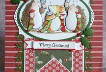 Cards Christmas 2014 / by Soni Larson