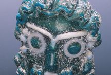 Ancient Glass Creations / Glass created a long time ago