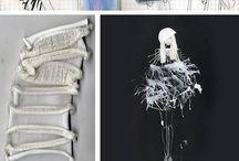 Textiles sketchbook
