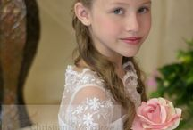 First Communion Dresses-8021 NEW STYLE