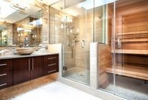 Northland Master Baths / Master bathrooms that Northland has designed and built.