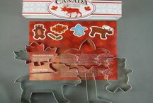 Cookie cutters / by Mandy Heyman