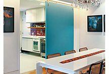Interiores / Cozinhas, Estar