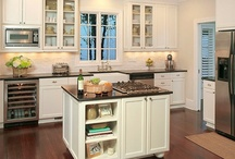 New kitchen ideas / by Julie Doucet