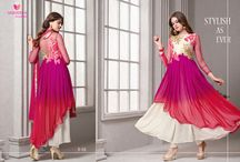 1864 Varsidhi Pretty Salwar Kameez Collection / For all details and other catalogues. For More Inquiry & Price Details  Drop an E-mail : sales@gunjfashion.com Contact us : +91 7567226222, Www.gunjfashion.com