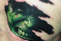 Avengers Tattoo ideas
