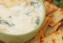 Tailgate & Party Foods / Finger foods, dips, and sauces. perfect for gameday tailgates and/or party appetizers