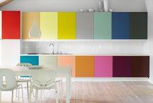 Interiors - Colour