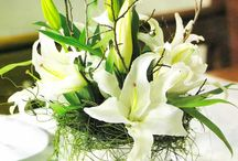 ALL ABOUT || Lily Centerpiece ||