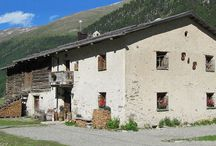 B&B Campaciol Livigno / Campaciol cottage was built in 1864. The reconstruction finished in 2010 and refurnished the 100 year old wooden bedrooms. Particular care was taken when attending to the original materials and the use of eco compatible materials. Campaciol is found in the beginning of the Forcola and Val Nera valleys, 1900 meters sea level at the final point of Livigno.