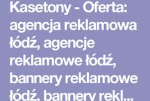 Kasetony podświetlane Łódź