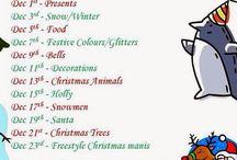 12 of Christmas Nail Art (2014)