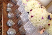 FlowerCart Centerpieces / Wedding centerpieces