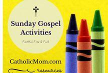 faith activities for the kids