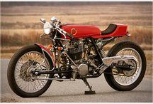 Customs Motorcycle