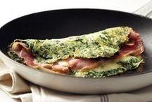 omelet desayuno