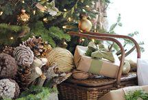 Christmas Home Tours / Tours of homes at Christmas