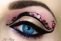 Face and Body Art / Our Face and Body Art board is reserved for artistic expressions that are so amazing, they'll make your heart skip a beat. #EyeArt #EyeMakeup #BodyArt