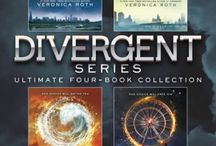 Divergent Series / Divergent series is novels by Veronica Roth