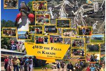CM16032 4WD the Falls in Kakadu / 30 June—7 July 2016 ( 8 Days/7Nights )