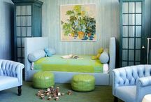 BOYS ROOMS / fun little dude rooms and decor ideas. / by Ingrid @ {Houndstooth and Nail}