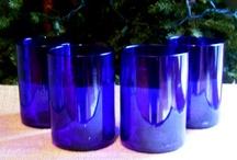 Vintage=Glassware-Goblets-&-More / by Sharon Corcilius
