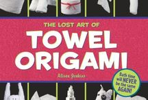Handtuch Towel Origami