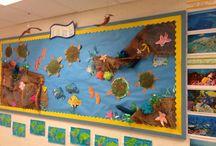Great Barrier Reef / Craft & Activities for children & classroom