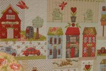 Quiltsels Tiny Town
