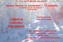 NMKY Vantaa 40v #Stand4Youth / Harrastukset, liikunta, kerhot, leirit