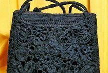 More Crochet Bags