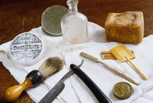 Bath and Body History / The history of soapmaking, bathing, laundry, and personal grooming.