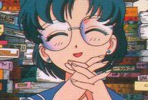 Character Aes | Ami Mizuno
