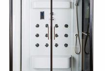 Prefabricated Bathroom Shower ST-8846 / Prefabricated Bathroom Shower ST-8846