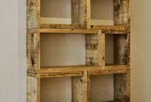 shelfs and wood projects