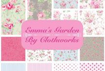 Emma's Garden by Clothworks