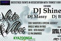 KyaZoonga.com: Buy tickets for White and Vibes, Noon Party