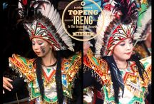 topeng ireng - traditional dance- / topeng ireng  is traditional dance from magelang, Central Java