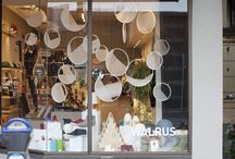 Window displays