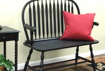 Carolina Forge / Carolina Forge offers dining sets, chairs, stools, and accent pieces that are hand-forged from iron and wood. http://www.carolinarustica.com/shop-by-brand/furniture/carolina-forge