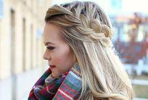 Casual Cute Hair Styles for long hair